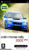Colin McRae Rally 2005 Plus Boxart