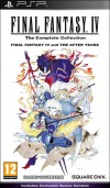 Final Fantasy IV: The Complete Collection - Special Edition Boxart