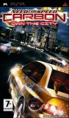 Need for Speed: Carbon - Own the City Boxart