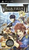 Valkyria Chronicles 2 Boxart