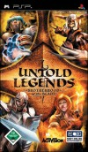 Untold Legends: Brotherhood of the Blade Boxart
